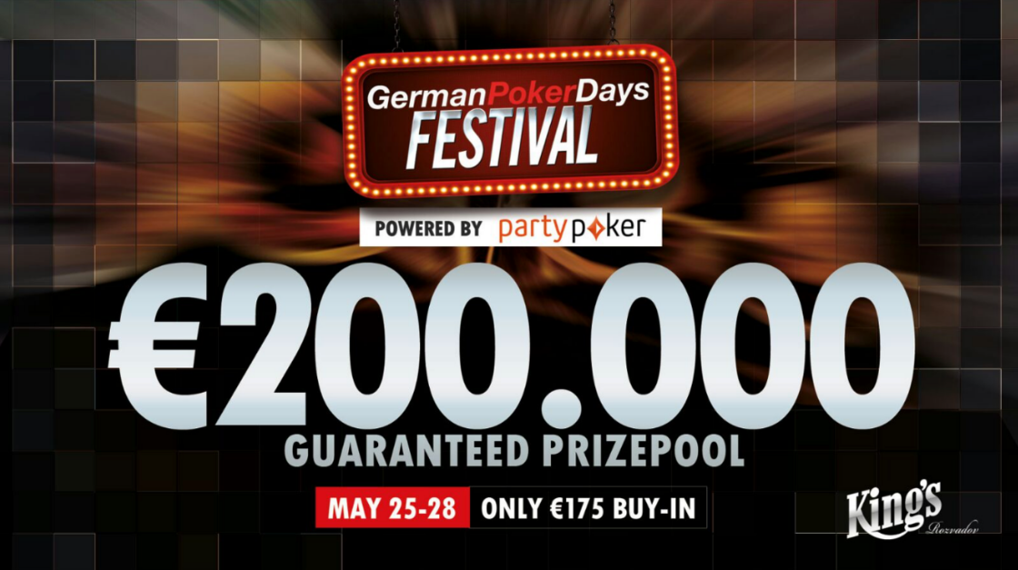 German Poker Days Festival